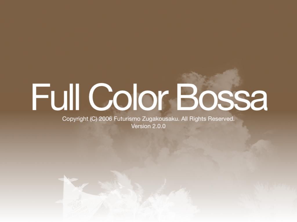 Full Color Bossa